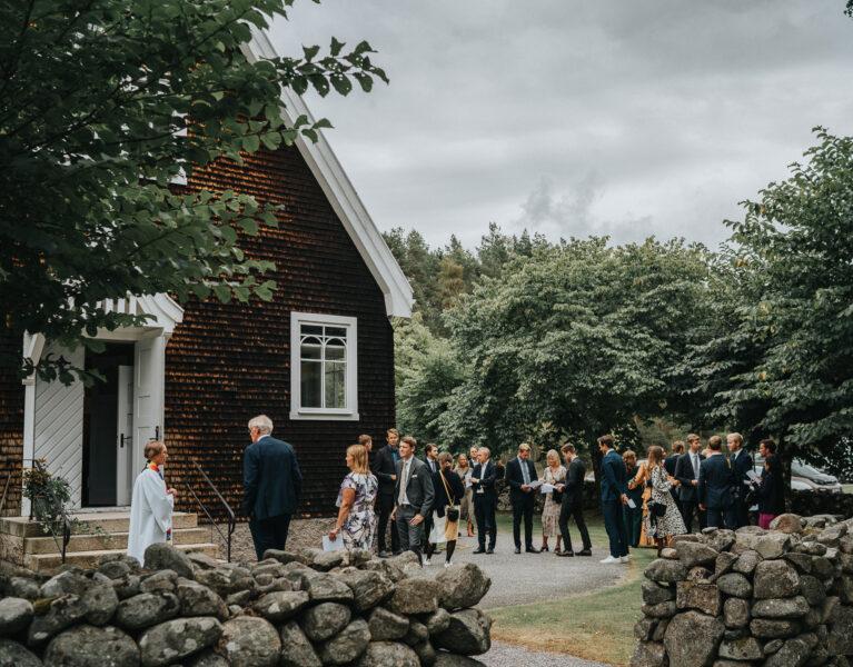 Bröllop på Resö